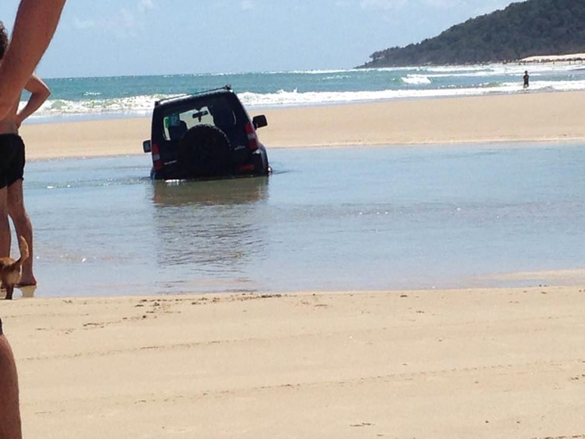 4wd recovery DI Point