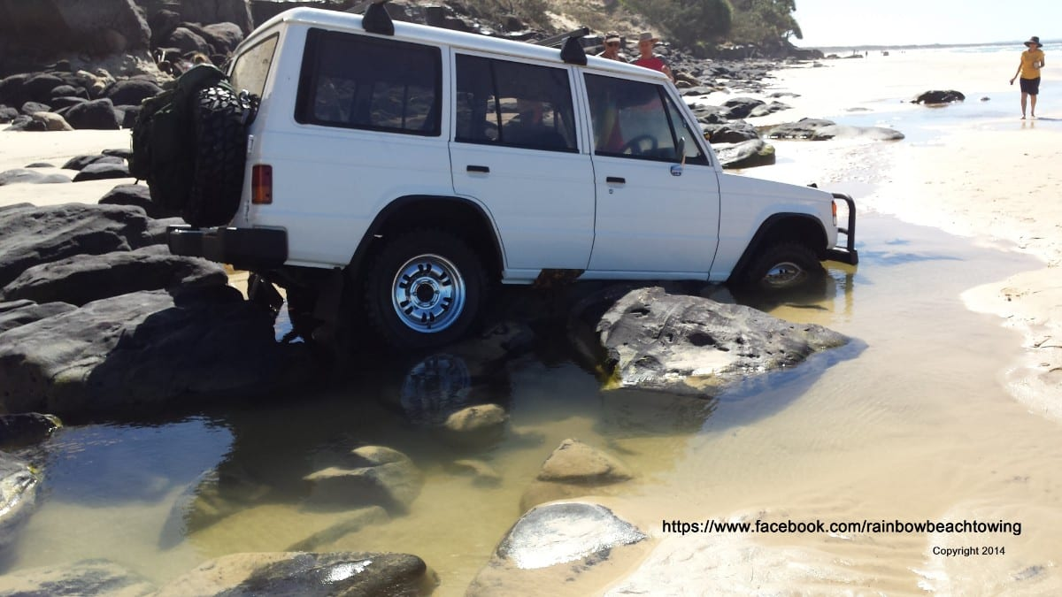 Rainbow Beach Towing Recovery 110914 (4)
